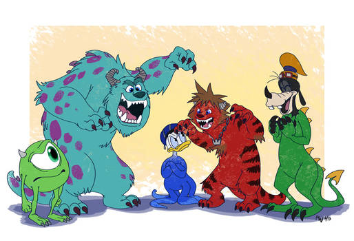 KH - Newcomer Monsters