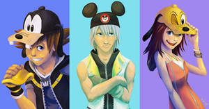 KH - Who's Your Favorite Disney Character?