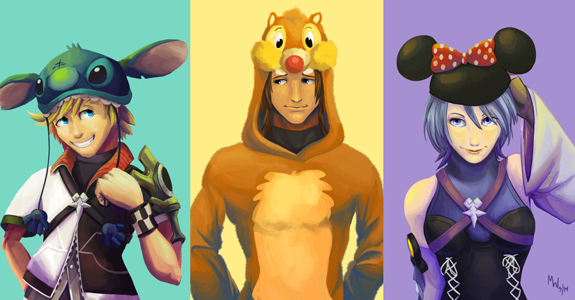 BBS - Who's Your Favorite Disney Character? by LynxGriffin