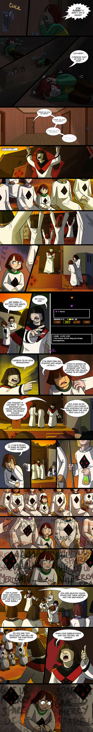 UT - Chara Origins - page 6 by LynxGriffin