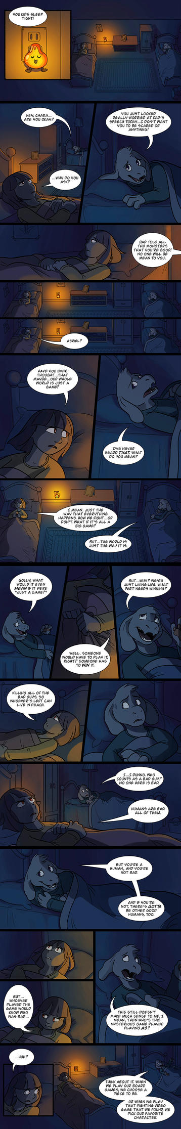 UT - Chara Origins - page 11 by LynxGriffin
