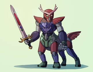 Comm - Fairy Amalgam Armor
