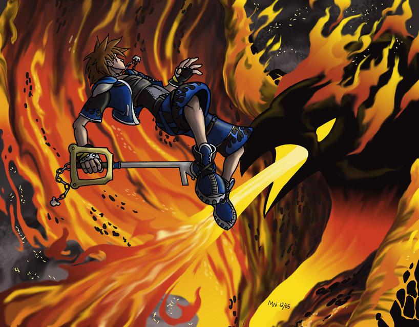 Firebird Suite by LynxGriffin