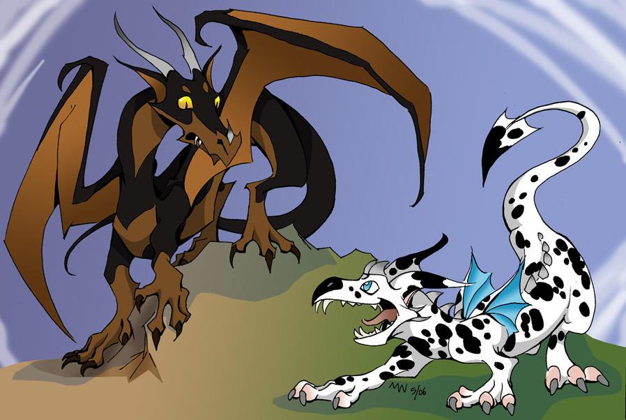 Pet Dragons By LynxGriffin On DeviantArt
