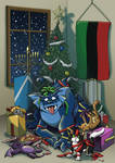 Happy Holidays Bronx - colored