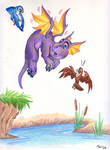 Fly, Baby Dragon