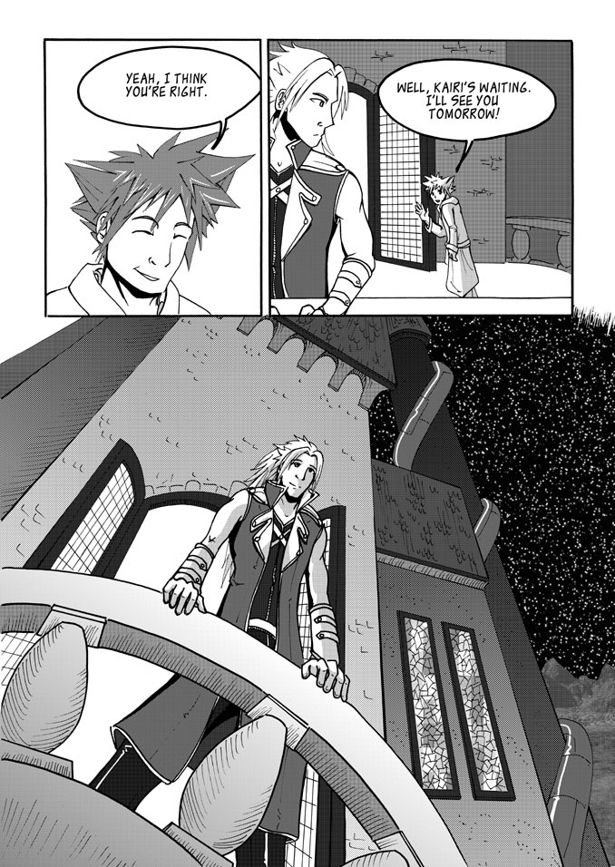 11th Hour - ch 1, pg 12 by LynxGriffin