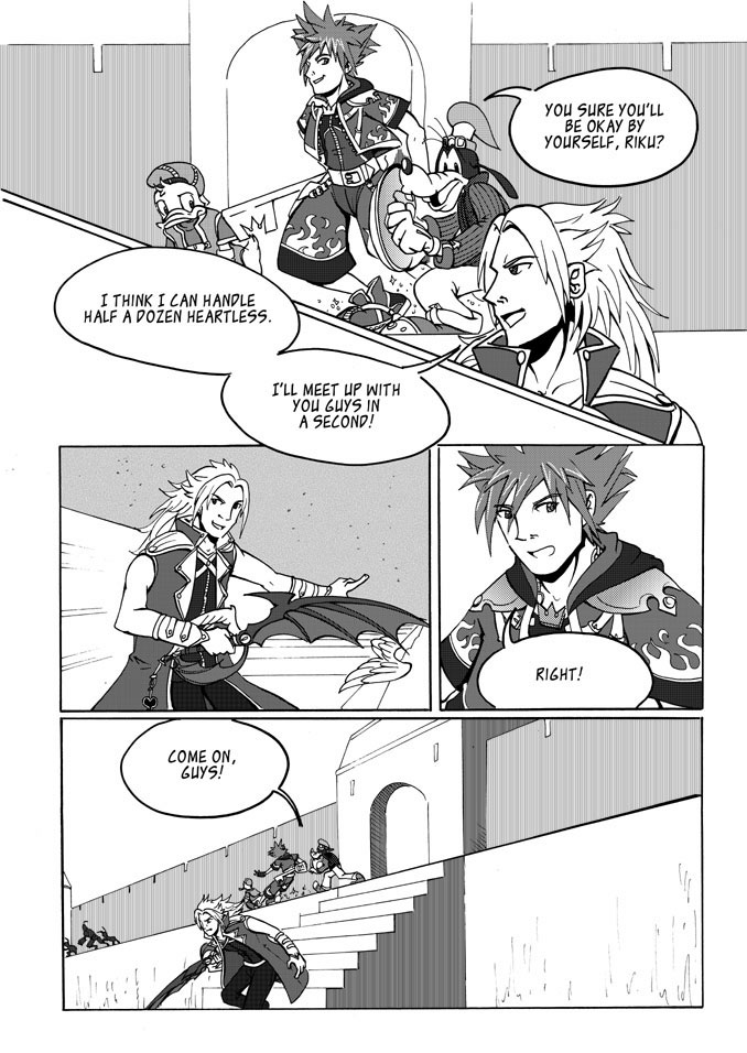 11th Hour - ch 2, pg 2 by LynxGriffin
