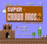 SMB2 (Lost Levels) NES Crowned Edition + Bonus by Kazufox