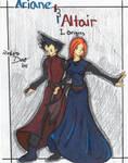 Ariane Altair Origins Cover
