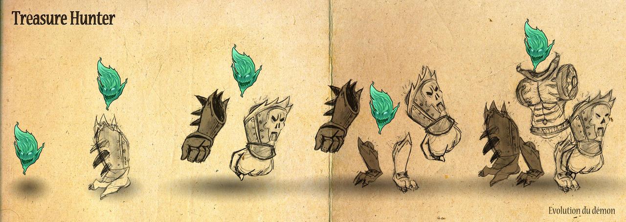 TH demon evolution by Holyengine