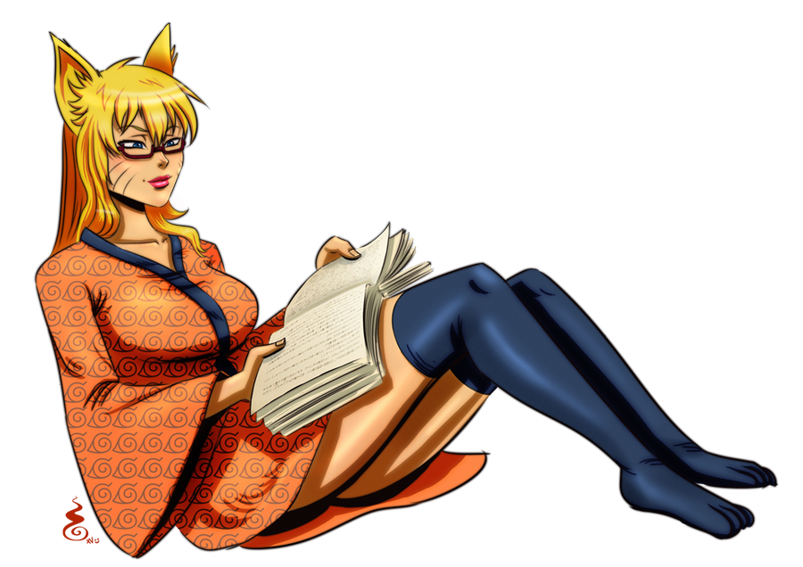 Twitch Lottery Naruko Reading by Holyengine