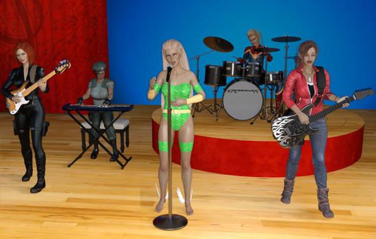Marvel vs. Capcom: Rock Band