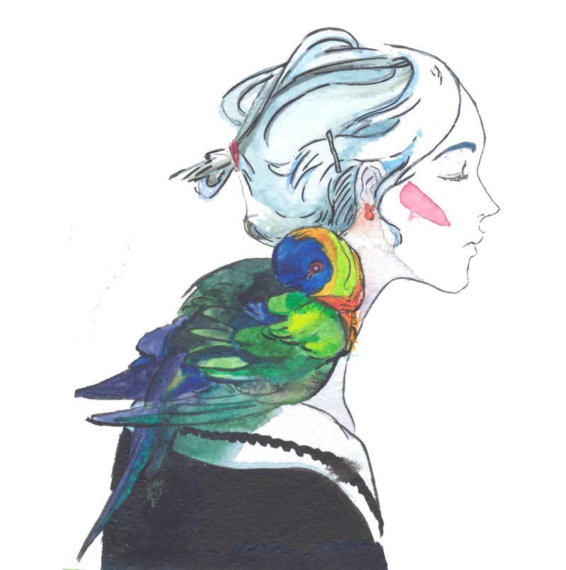 D G Parrott  Parrot by Granks on De...