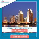 Credit Repair in San diego, CA