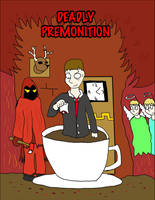 Deadly Premonition Poster by Oddsquad