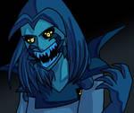 Donated Fanart: Blue's Happy Face