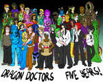 5 Years of Dragon Doctors