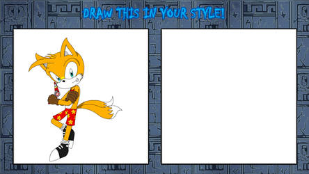 Ty Tails - DTIYS Challenge