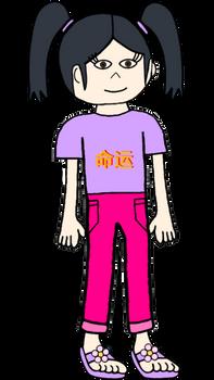 OC-Mei zhen Caihong