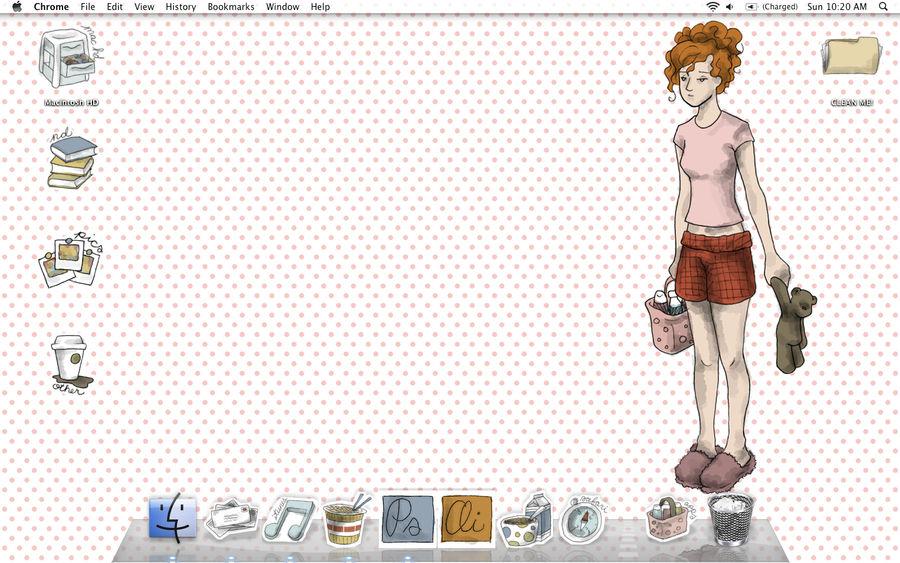 back to school 2009 desktop