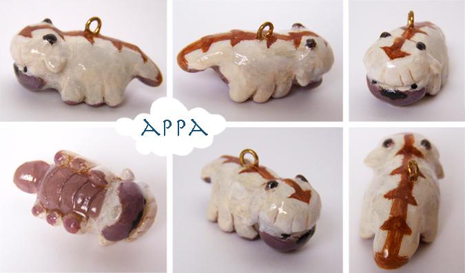 Appa Charm by manda-pie