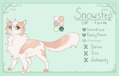 Snowstep Reference (2019)