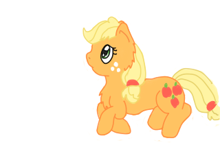 Applejack by Pkmnspriter97