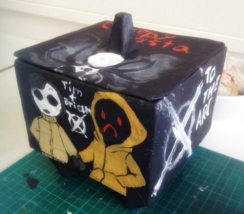 CreepyPasta Box by Encentix