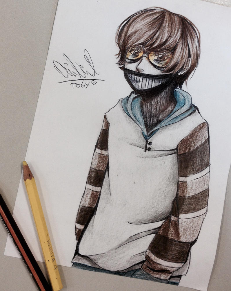 real cool toby senpai by daleeny on deviantart