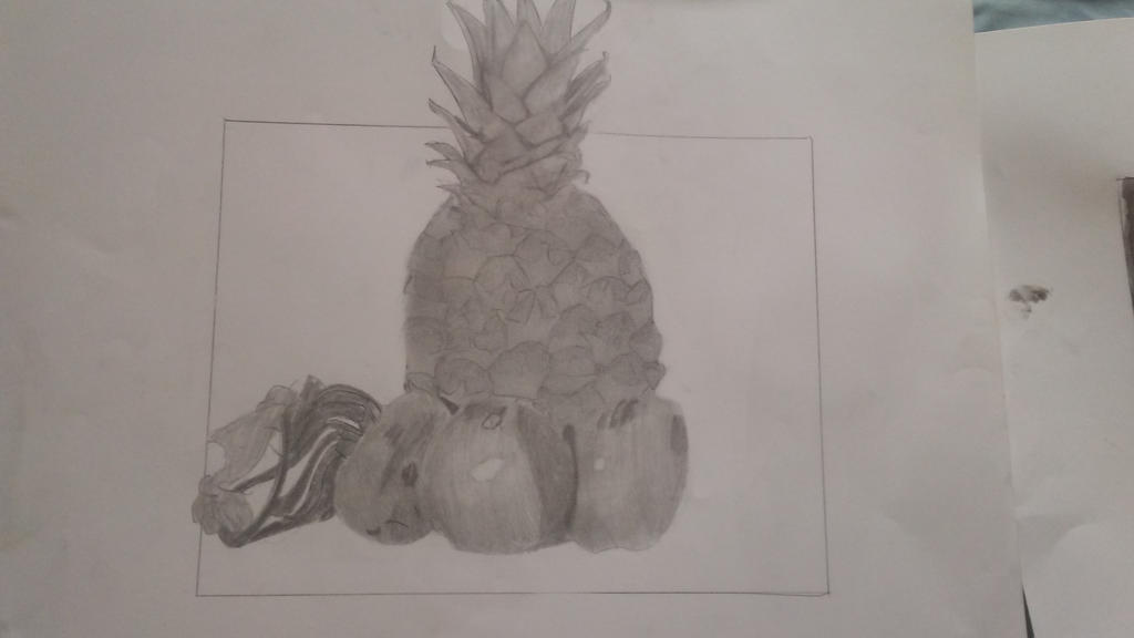 live fruit drawing  by prime-player5