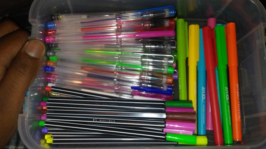 Mah Pens by prime-player5