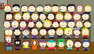 South Park 4th Grade Photo