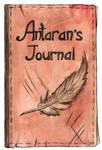 Antaran's Journal Cover