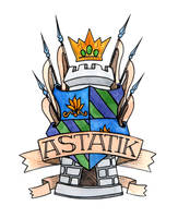 Astatik Crest by Djigallag