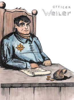 Officer Weiler