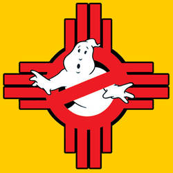 Ghostbusters New Mexico Logo by XAQ-Industries