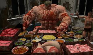 Bulking feast