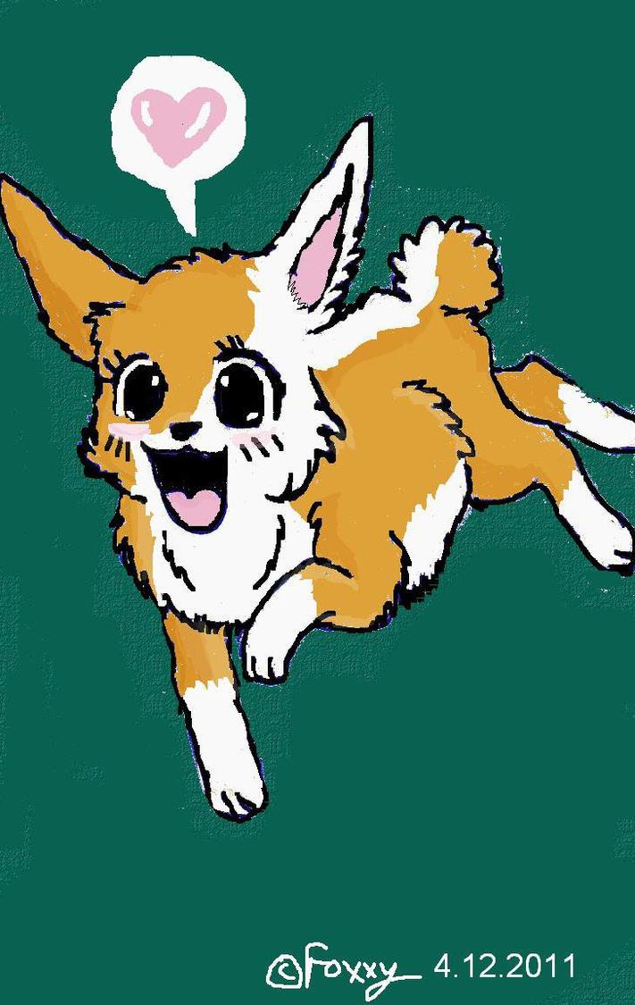 Foxxy-pupu!
