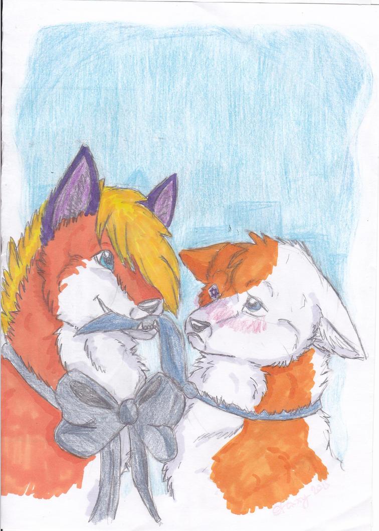Alan ja Lumiko ^^