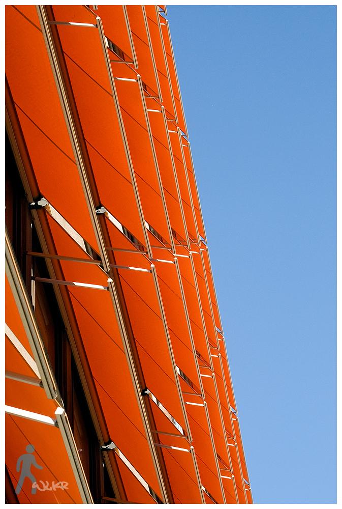 Tangerine Chromatic by wlkr