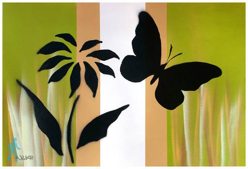 Green Butterfly v2