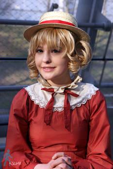 Girl at LBM 2011