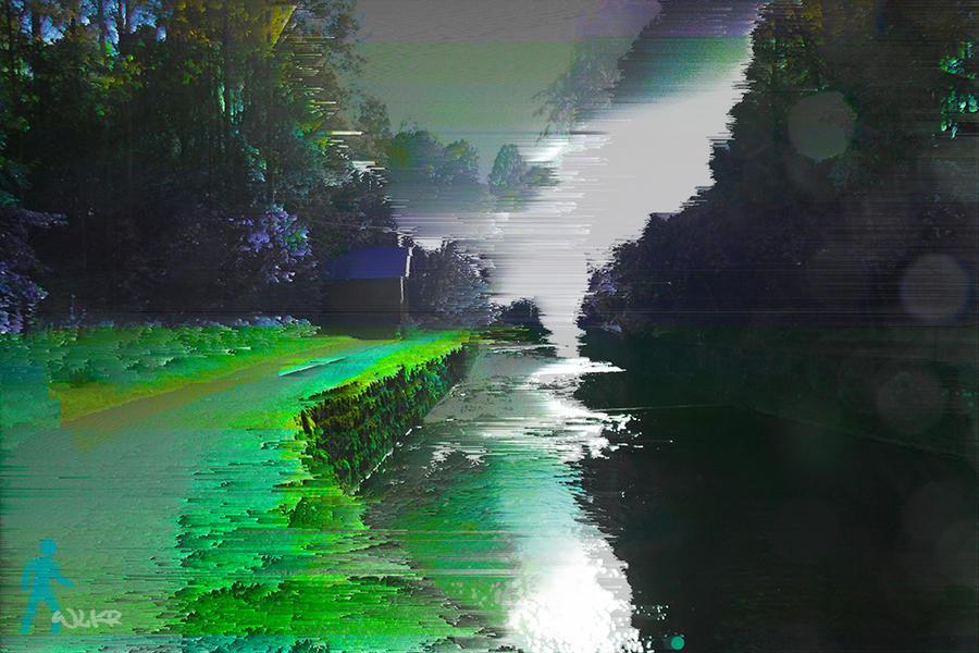 A River Runs Through It by wlkr