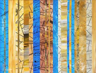 Untitled (stripes) by wlkr