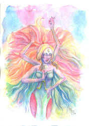 Opal by blazingsaza