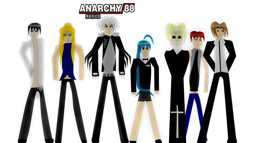 Anarchy/88 (Update 2) by OganOzkul