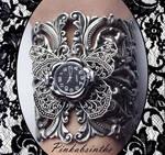 Gothic filigree watch