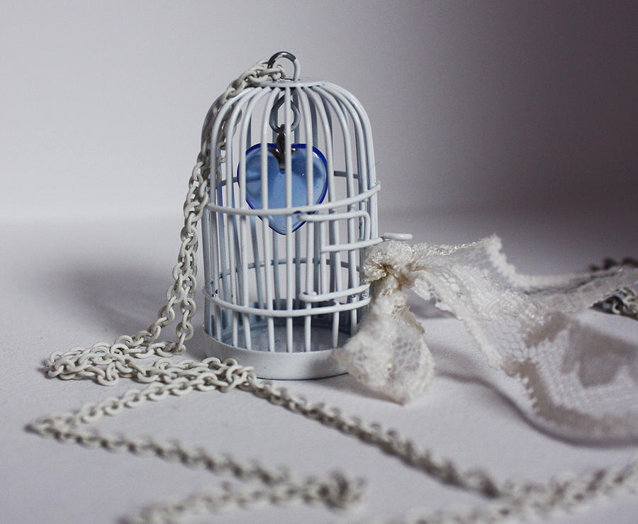 Frozen heart by Pinkabsinthe