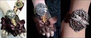 Steampunk accessories II